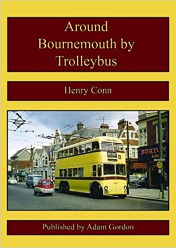 Around Bournemouth by Trolleybus