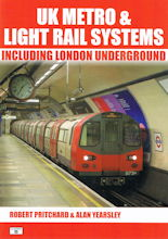 Uk Metro & Light Rail System