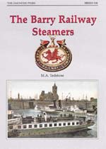 The Barry Railway Steamers