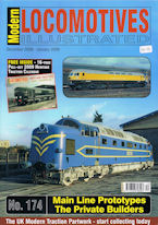 Modern Locomotives Illustrated No. 174 Main Line Prototypes The Private Builders