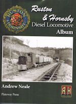 Ruston & Hornsby Diesel Locomotive Album