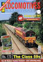 Modern Locomotives Illustrated No 173 The Class 59s