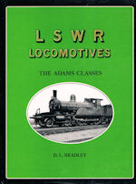 LSWR Locomotives The Adams Classes