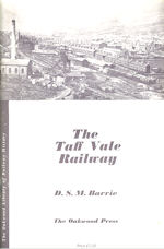 The Taff Vale Railway