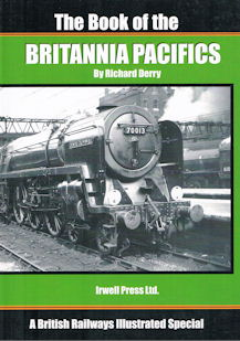 The Book of the Britannia Pacifics
