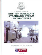 British Railways Standard Steam Locomotives