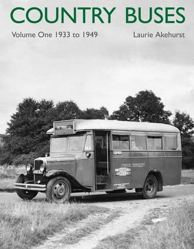 Country Buses Volume One 1933-1949
