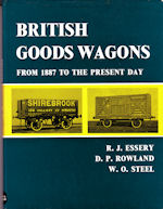 British Goods Wagons