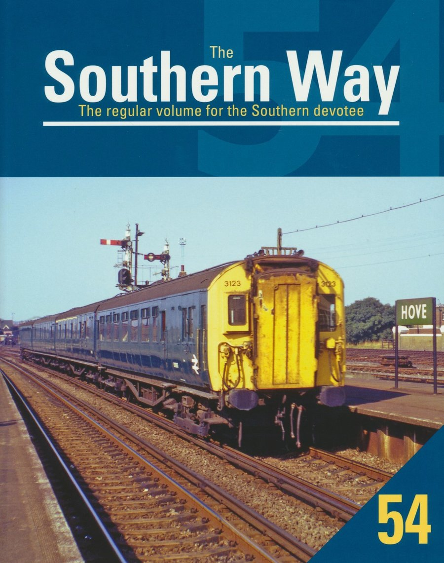 The Southern Way - Issue 54