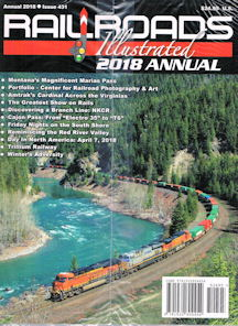 Railroads Illustrated Annual 2018