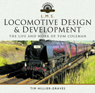 Locomotive Portfolios: LMS Locomotive Design & Development