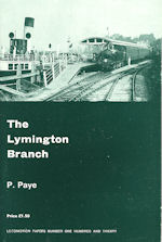 The Lymington Branch