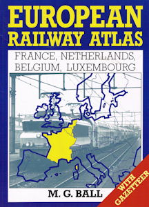 European Railway Atlas