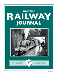 British Railway Journal No 75
