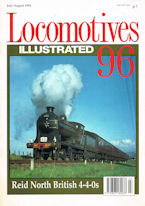 Locomotives Illustrated No 96
