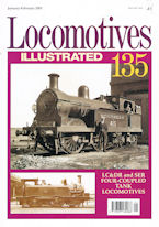 Locomotives Illustrated No 135