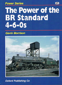 The Power of the BR Standards 4-6-0s