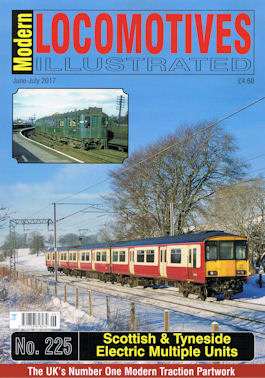 Modern Locomotives Illustrated No. 225