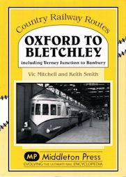 Oxford to Bletchley