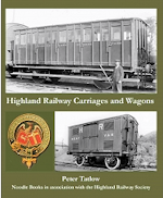 Highland Railway Carriages and Wagons