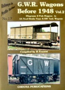 G.W.R. Wagons Before 1948 Vol 2