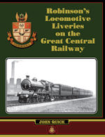Robinson's Locomotive Liveries on the Great Central Railway
