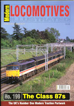 Modern Locomotives Illustrated No 199