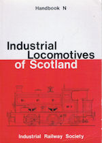 Industrial Locomotives of Scotland