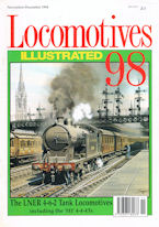 Locomotives Illustrated No 98