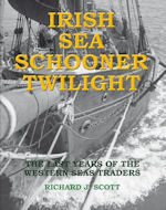 Irish Sea Schooner Twilight