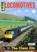 Modern Locomotives Illustrated No 184 The Class 33s