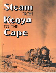 Steam from Kenya to Cape