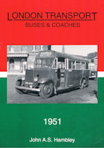 London Transport Buses & Coaches 1951