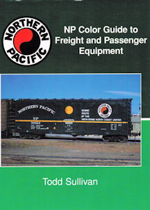 NP Color Guide to Freight and Passenger Equipment
