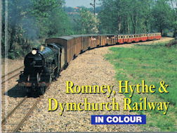 Romney, Hythe & Dymchurch Railway in colour