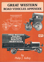 Great Western Road Vehicles Appendix