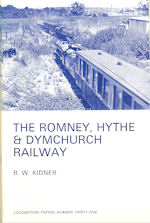 The Romney, Hythe, and Dymchurch Railway