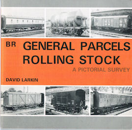 BR General Parcels Rolling Stock