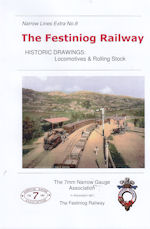 Narrow Lines Extra No. 8: The Festiniog Railway
