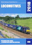 British Railways Pocket Book No. 1 - Locomotives 2018
