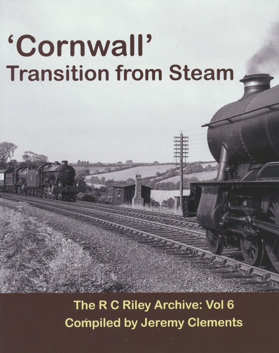 Cornwall, Transition From Steam