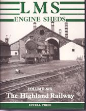 LMS Engine Sheds Volume Six