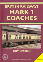 British Railways Mark 1 Coaches Supplement