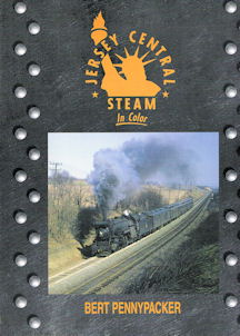 Jersey Central Steam In Color