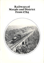 Railways of Marple District from 1794