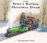 Little Peter's Railway Christmas Steam