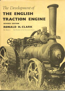 The Development of The English Traction Engine