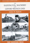 The Haddington, Macmerry and Gifford Branch Lines