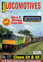 Modern Locomotives Illustrated No 177