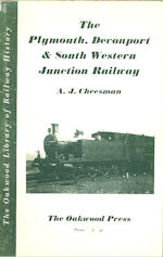 The Plymouth, Devonport & South Western Junction Railway